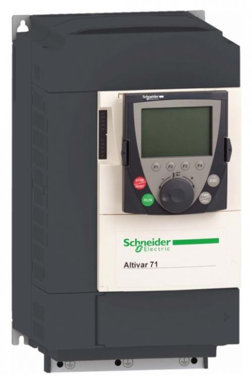 Частотные преобразователи schneider electric altivar