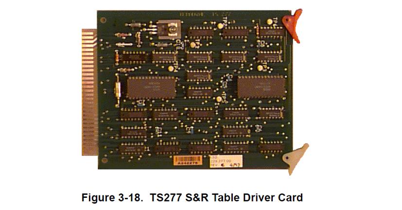 GSI 229.277.00 - TS277 Board Repair