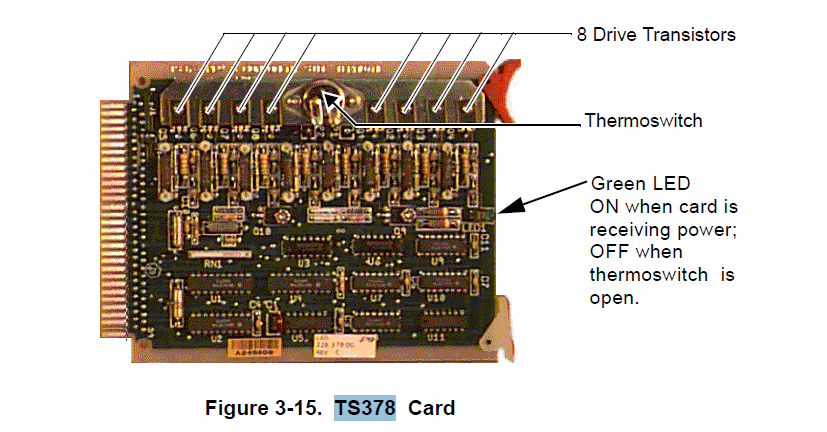 GSI 229.378.00 - TS378 Board Repair