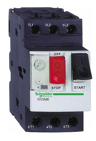Telemecanique Motor starter GV2ME08
