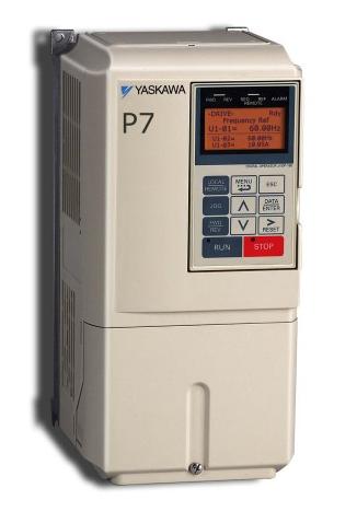 Yaskawa VFD CIMR-P7U40750