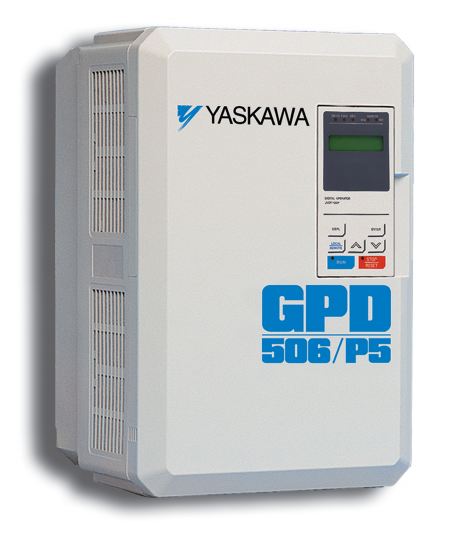 Yaskawa VFD GPD506V-B041