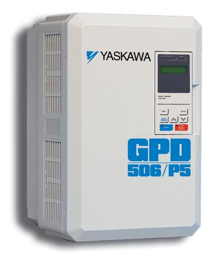 Yaskawa VFD GPD506V-B506