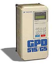 Yaskawa VFD GPD515C-B128