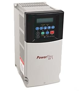 Allen Bradley PowerFlex 400 22C-D017F103