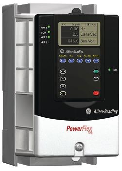 Allen Bradley PowerFlex 70 20AD1P1C3AYNANC0