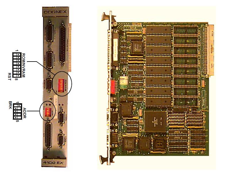 GSI 280.601.00 - Cognex 4100 Vision System Board Repair