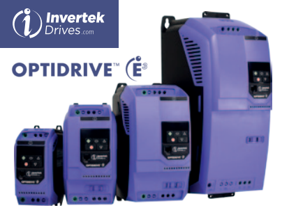 invertek optidrive
