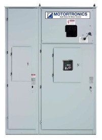 Motortronics MVC4 Series – 7.2kV Model Soft Starters